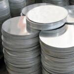 anodized aluminum discs