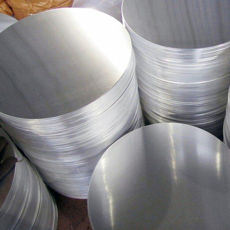 aluminum circle plate